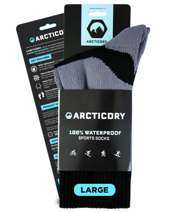 ArcticDry-Waterproof-Socks-Large
