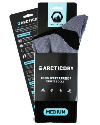 ArcticDry-Waterproof-Socks-Medium