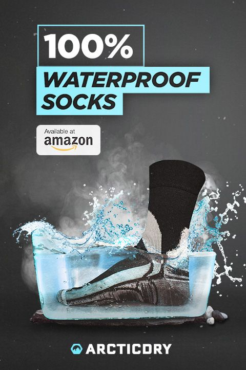 ArcticDry Waterproof Socks