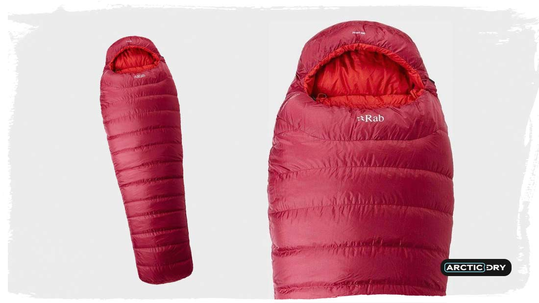 Ascent-900-Hydrophobic-Down-Sleeping-Bag