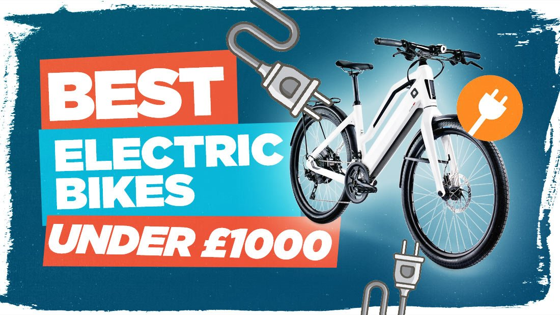 best-electric-bikes-under-£1000