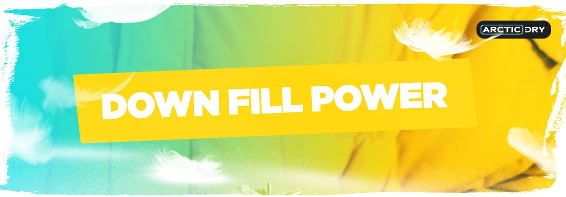 down-fill-power