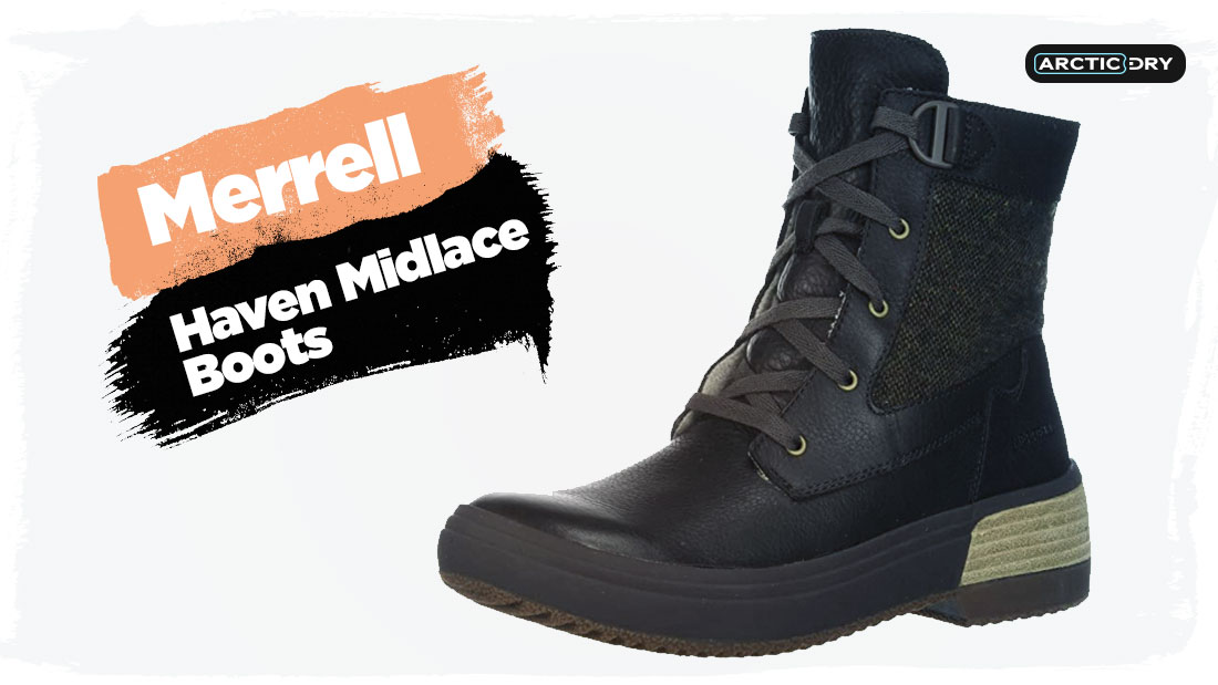 Merrell-Women's-Haven-Mid-Lace-39S-Leisure-Time-and-Sportwear-Boots