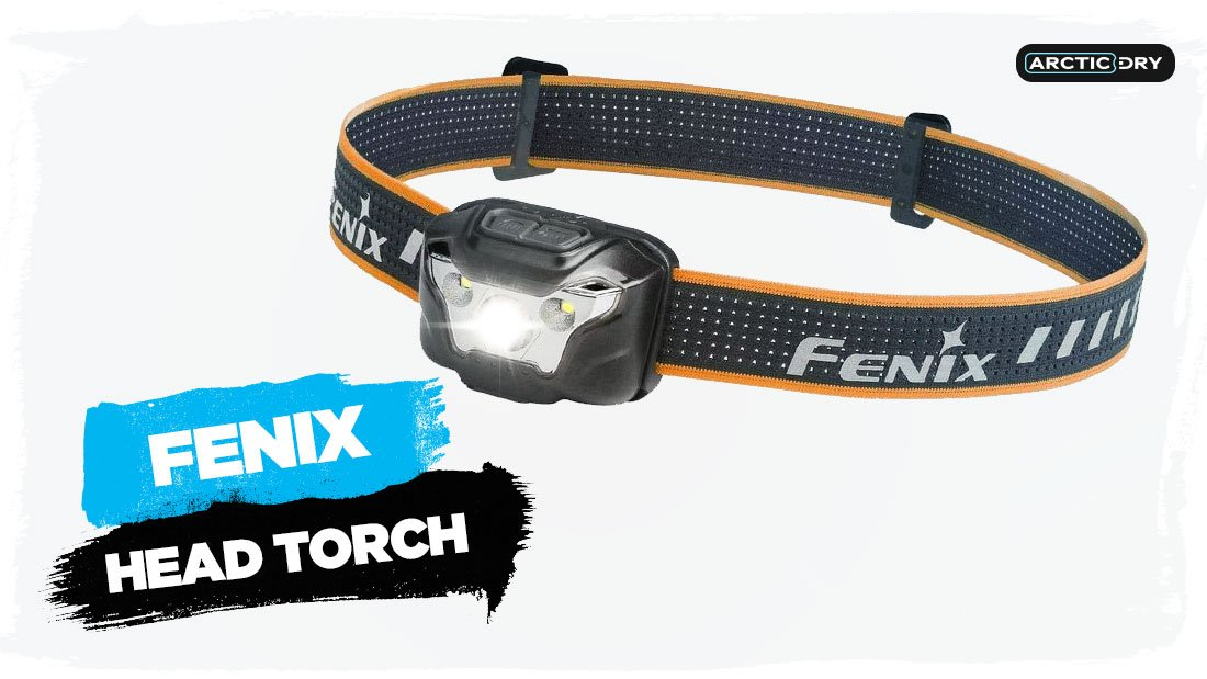 fenix best running head torch