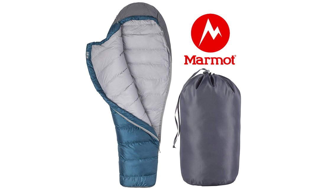 marmot-down-sleeping-bag
