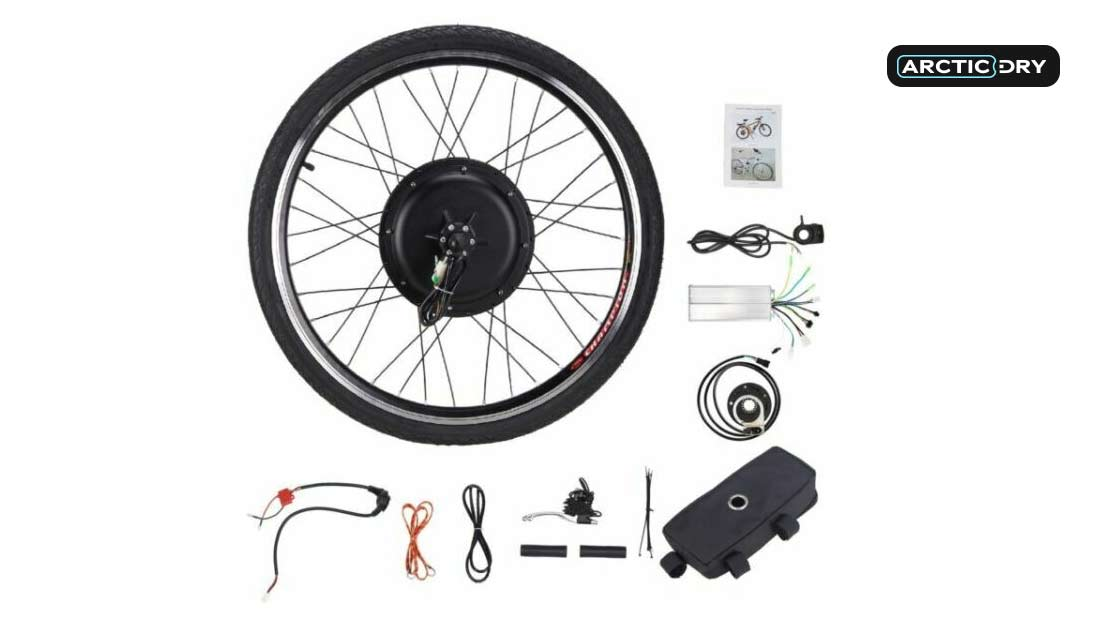 OUKANING-48V-1000W-26'-Speed-Rear-Wheel-Electric-Bicycle-Motor-Conversion-Kit