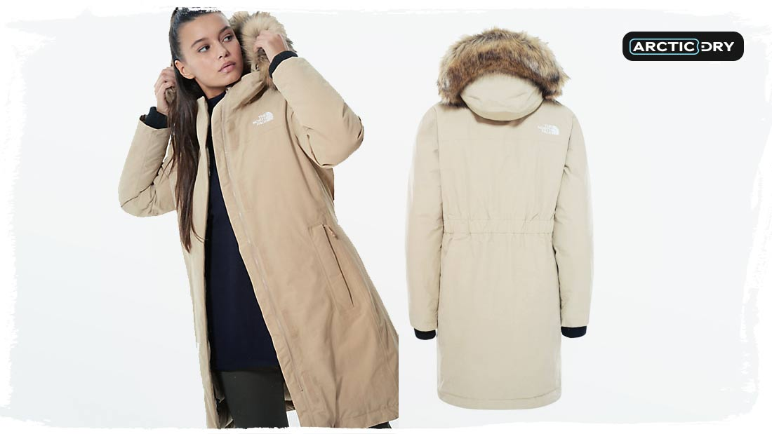 The-North-Face-Women's-Arctic-Parka