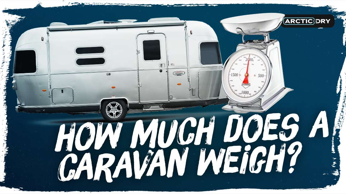 how-much-does-a-caravan-weigh