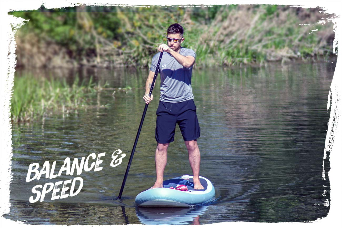 paddleboard-review-balance-and-speed